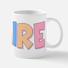 Claire Rainbow Pastel Mug