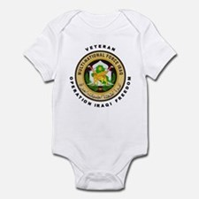 OIF Veteran Infant Bodysuit