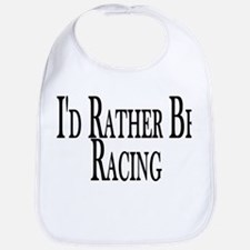 Rather Be Racing Bib