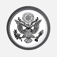 Great Seal Wall Clock