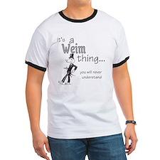 WeimThingTopHat T-Shirt