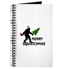 Merry Squatchmas Journal