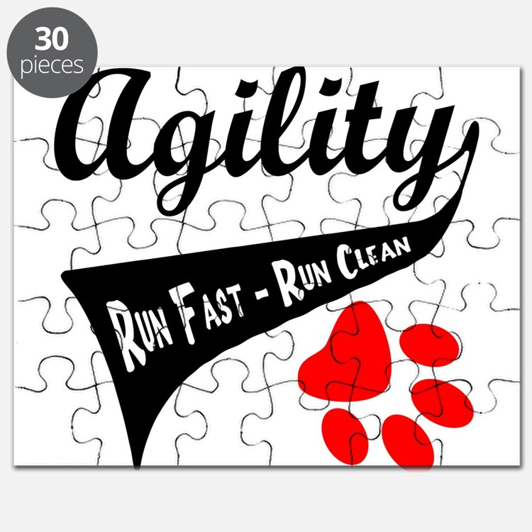 Agility Tail Puzzle