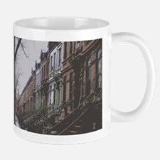 Park Slope Brownstowns Mugs