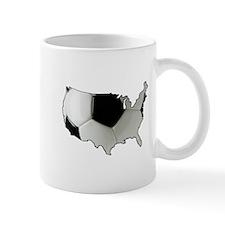 American Soccer Mug