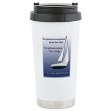 Unique Philosophical Travel Mug