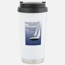 Unique Sailing Travel Mug