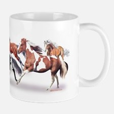 HSmallFrmdPrnt Mugs