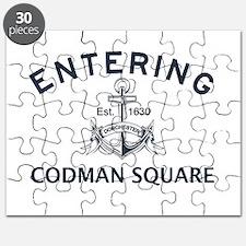 CODMAN SQUARE Puzzle