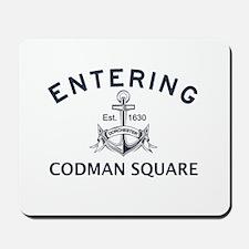 CODMAN SQUARE Mousepad