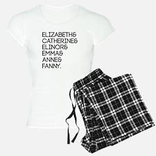 Austen Heroines Pajamas