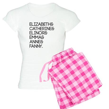 Austen Heroines Women's Light Pajamas