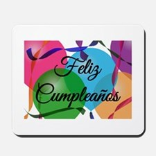 Feliz Cumpleanos - Birthday Mousepad