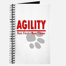 Agility Run Fast Journal