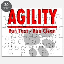 Agility Run Fast Puzzle