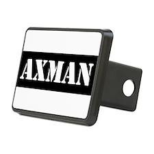 Axman Hitch Cover