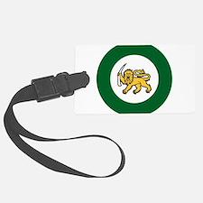 1970-1979 Rhodesian AF roundel Luggage Tag