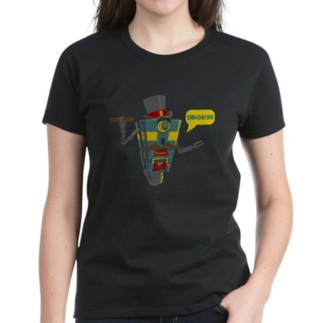 Sir Claptrap Women's Dark T-Shirt