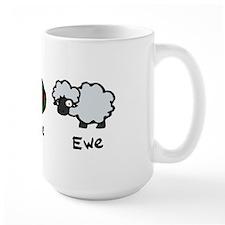 Olive Ewe Mug