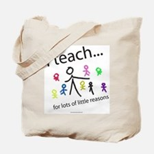 Unique Teacher children Tote Bag