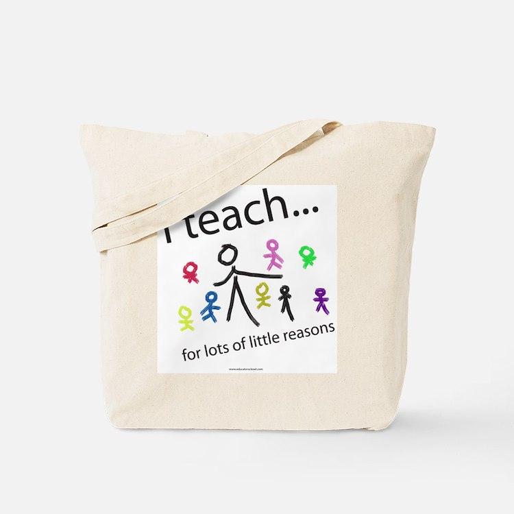 Cute Education Tote Bag