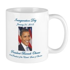 Inauguration Day Jan/21/2013 Mug