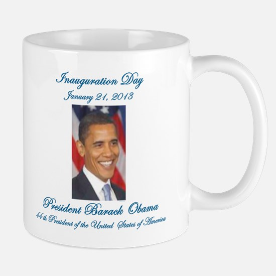 Inauguration Day Jan/21/2013 Mug