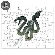Katana Snake Puzzle
