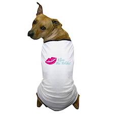 Kiss the Bride Bachelorette, Bridal Shower Dog T-S