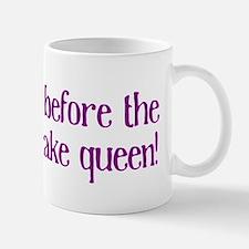 Queen Cupcake Mug
