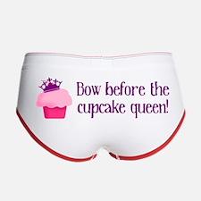 Queen Cupcake Women's Boy Brief