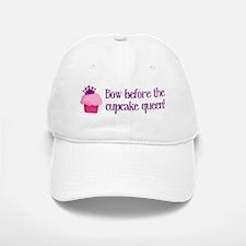 Queen Cupcake Baseball Baseball Cap