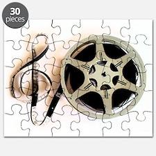 Reel and Clef Film Music Design2 Puzzle