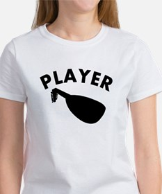 Madolin player design Tee