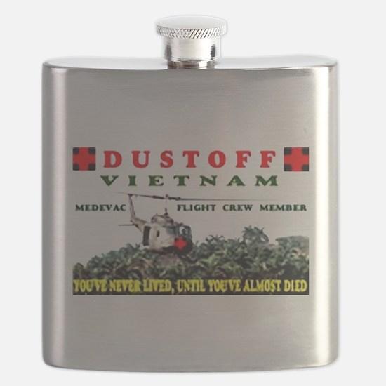 DUSTOFF Flask