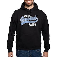 World's Greatest Pappy Hoodie (dark)