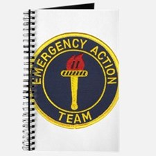 Emergency Action Team Journal