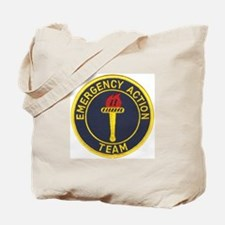 Emergency Action Team Tote Bag