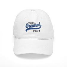 World's Greatest Poppy Baseball Baseball Cap