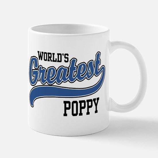World's Greatest Poppy Mug