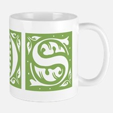 LDS ornamental (green) Mug