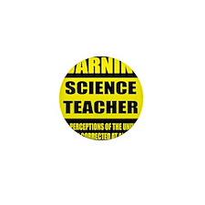 Unique Science teacher Mini Button (10 pack)