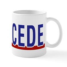 Secede - CALIFORNIA Mug
