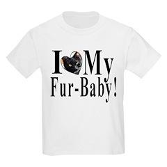 I (HEART) my Fur-Baby! T-Shirt