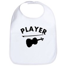 Violin player design Bib