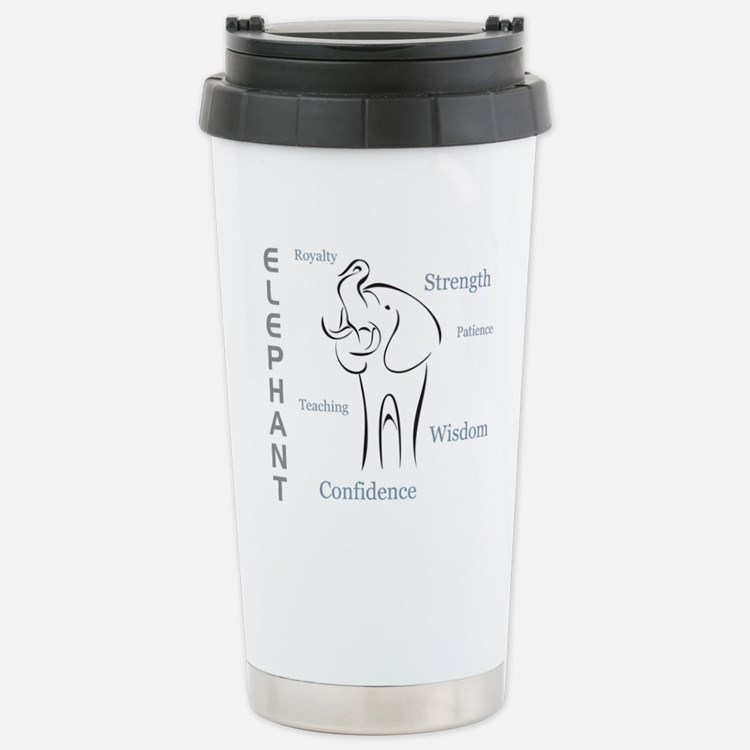 Cute Native american lover Travel Mug