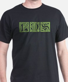 LDS ornamental (green) T-Shirt