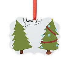 Christmas trees Ornament