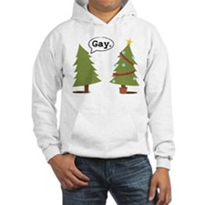 Christmas trees Jumper Hoody