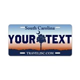South carolina License Plates